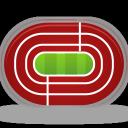track, sport icon