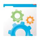 analytics, diagram, marketing, business, chart, website, seo, thinking icon