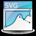 svg+xml, image icon