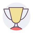 award, trophy, achievement icon