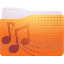 sounds, folder icon