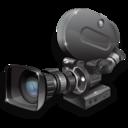 film, camera, mm icon