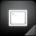 terminal,glow icon