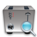 Toaster, Zoom icon