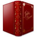 Book, , Jules, Verne icon