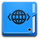 Places folder html icon