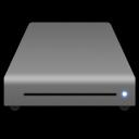 cd drive empty icon