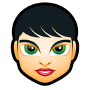 Lady Girl Woman Icon Face Avatars Icon Sets Icon Ninja