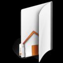 Folder Home icon