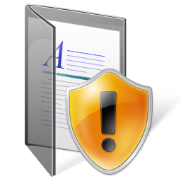 important, paper, document, file icon
