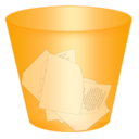 trash,full,recyclebin icon