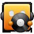 Dj, Mediaplayer icon