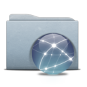 folder,graphite,globe icon