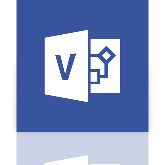 visio, mirror icon