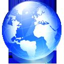 planet, network, earth, globe, world, internet icon