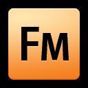 framemaker, adobe icon