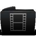 movies, folder icon