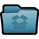 Dropbox, Folder, Mac icon