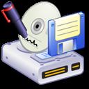 backup, hard, drive icon