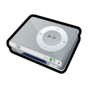 ipod, mp3 player, shuffle icon