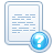 help, document, question icon