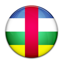 African, Central, Flag, Of, Republic icon
