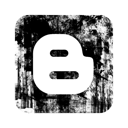 097646, blogger, square, logo icon