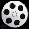 film,reel,video icon