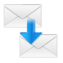 email, envelop, stock, duplicate, letter, mail, message, copy icon