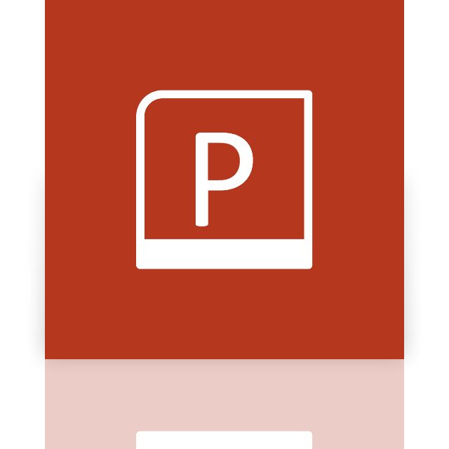 mirror, alt, powerpoint icon
