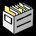 file, document, paper, storage icon