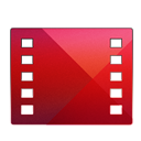 Google, Movies, Play icon