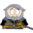 cartman, general icon