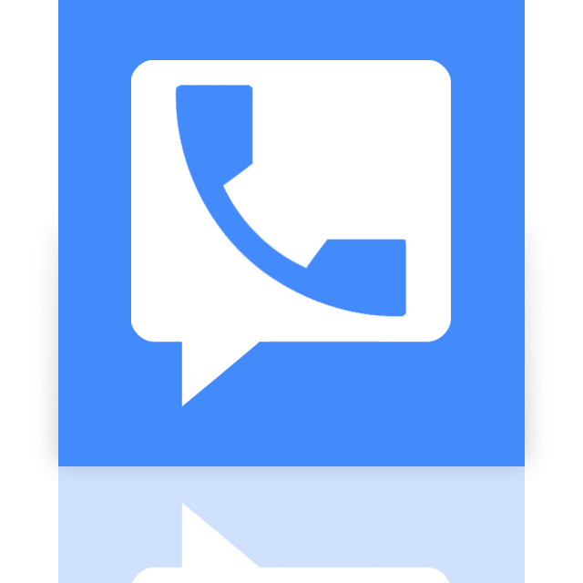 google, voice, mirror icon