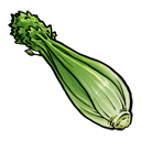 vegetable, fruit, celery icon