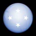 flag,micronesia,country icon