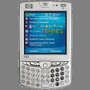 hp ipaq hw6945, smart phone, ipaq, smartphone, hp, cell phone, mobile phone, handheld icon