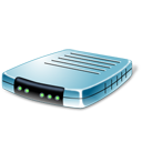 access point, modem icon