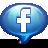 facebook, alt icon