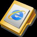 folder,ie icon