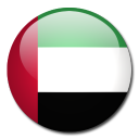 emirate, arab, united, flag, country icon