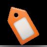 tag, diagram icon
