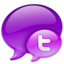 small,twitter,logo icon