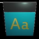 File, Ttf, Type icon