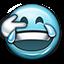 Emot Lol Tears Joy Crying icon
