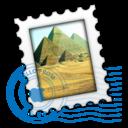 egypt,stamp icon