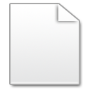 document, file, empty, blank, paper icon