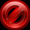 fail, action icon