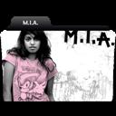 m.i.a. icon