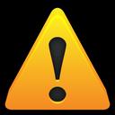 warning, notification, danger, alert icon